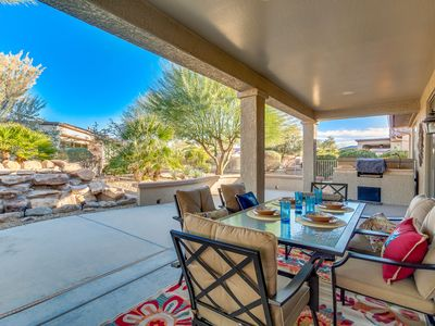 Photo for Sun City Grand! Tranquil Yard! Amenities Galore! 3/2! 30 Night Minimum Stay!