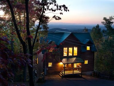 Photo for Bears & Honey in Pigeon Forge #unforgettable 4 bedroom w/ Gameroom, Views & Full Theater!