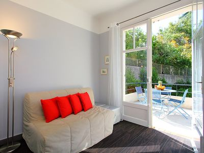 Photo for House 359 m from the center of Cannes with Internet, Washing machine, Garden, Terrace (131929)