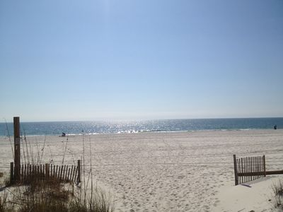 Photo for Beautiful Beachfront 2 Br/2 Ba Condo-Walk To Hangout**Great Rates