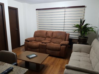 Photo for Feel at home, full equiped apartment, best location in San Miguel.