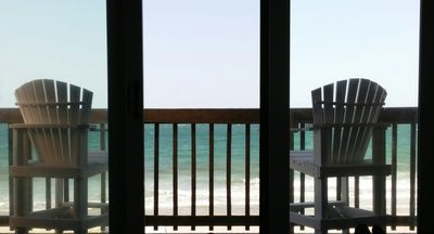 Photo for Incredible OCEANFRONT Views from this Beautiful 2/2 Condo!