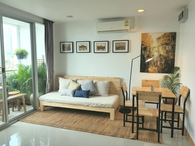 Photo for Cozy 2 bedrooms city/pool view