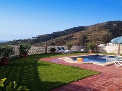 Photo for Holiday house Frigiliana for 6 persons with 3 bedrooms - Holiday house