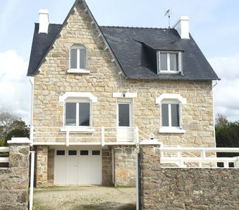 Photo for House of character completely renovated 150m from the beach in Porspoder