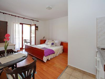 Photo for Four bedroom apartment with terrace and sea view Bibinje (Zadar)