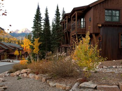 Photo for Mountain Townhome - Great Views - Free Shuttle