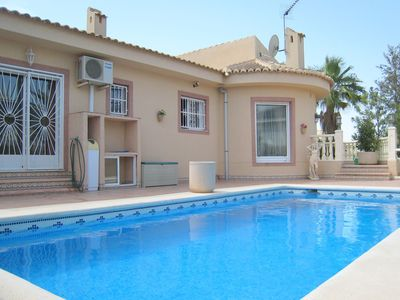 Photo for 3BR Villa Vacation Rental in ROJALES