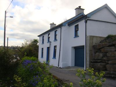 Photo for Lovely character cottage, in scenic, coastal location, Bantry, West Cork.