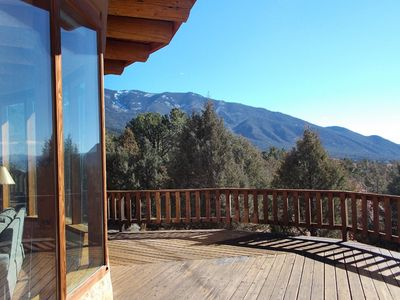 Photo for 4BR House Vacation Rental in Arroyo Seco, New Mexico