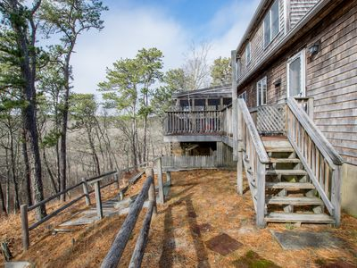 Photo for #323: Close to bayside beaches, downtown, and National Seashore! See it all!