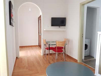 Photo for Green Apartment (A large apartment of 75 sq.m., sunny, airy and renovated)