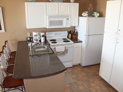 Photo for GC 402 Across The Street Price With A Gulf Front View 2 Br 1.5 Ba, Sugar Sands