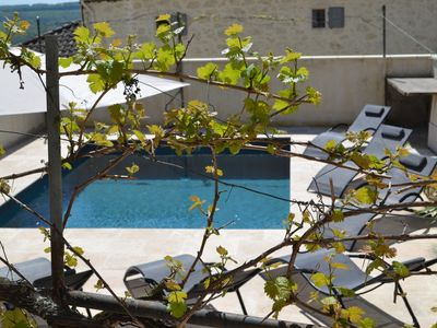 "Photo for Charming house with pool ""la parenthèse"" 6/8 people"