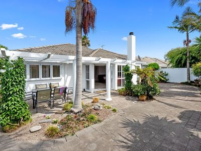 Photo for Little Oasis - Mount Maunganui Holiday Home
