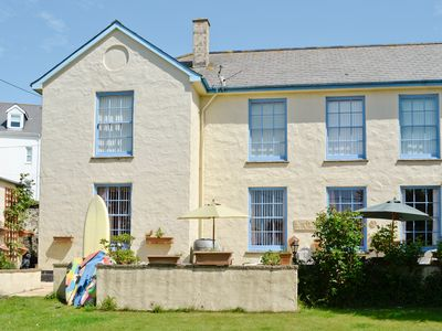 Photo for 4 bedroom accommodation in Woolacombe