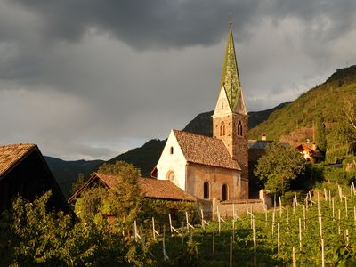 Photo for Winery Messnerhof, tastefully furnished, on the outskirts of Bolzano