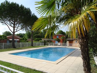 Photo for Gite with shared pool in the heart of La Valdaine Golf