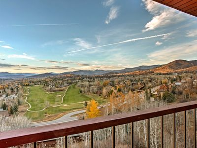 Photo for Stunning Steamboat Springs Condo Mins from Skiing!