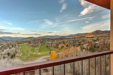 Experience Steamboat Springs at this 3-bedroom, 3-bath vacation rental condo.