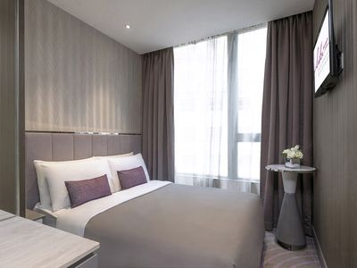 Deluxe Double Room with FREE WiFi, IDD & GYM
