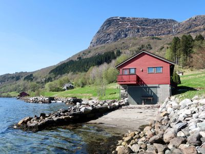 Photo for Vacation home Nanna (FJS130) in Sognefjord, Nordfjord, Sunnfjord - 5 persons, 2 bedrooms