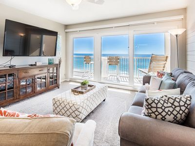 Photo for Staycation☀️Relax Away from Crowds☀️Updated 3BR☀️Islander Beach Resort 6012☀️