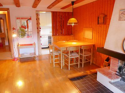 Photo for Apartment Racca B + C in Les Diablerets - 6 persons, 3 bedrooms