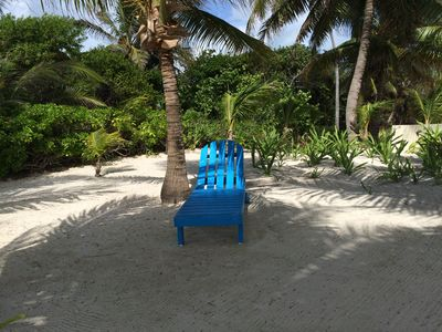 Beach Lounger - You're the only thing missing from this picture.