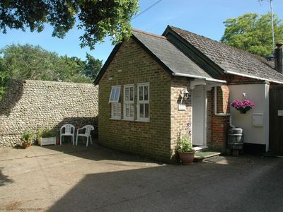Photo for 1BR Cottage Vacation Rental in Lyminster, West Sussex