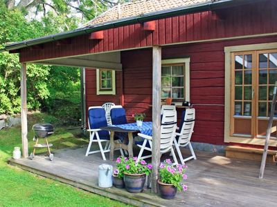 Photo for Vacation home Malmköping in Malmköping - 4 persons, 1 bedrooms