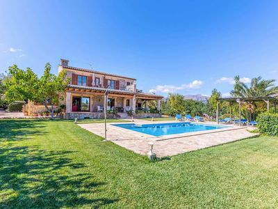 Photo for Countryside 4 Bed Villa w/Pool - Close to Pollensa