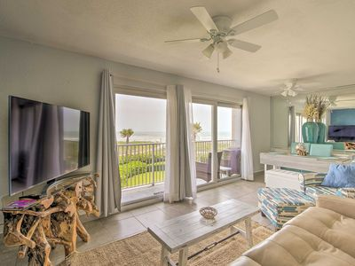 Photo for NEW! Beachfront South Padre Condo w/ View & Pool!