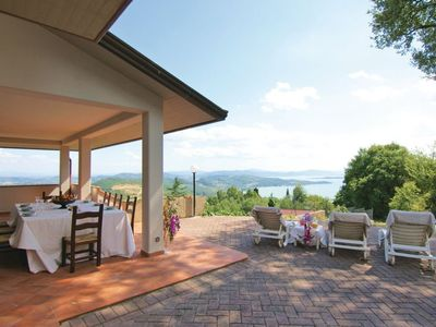Photo for 4BR Country House / Chateau Vacation Rental in Passignano sul Trasimeno, Umbria