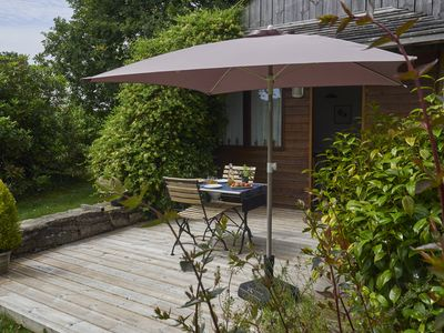 Photo for Cozy cottage in the Grange du Minuellou, charming accommodation near Concarneau