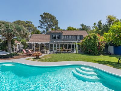 Photo for Best location in beverly hills, elegant &  peaceful villa, walking to Rodeo dr