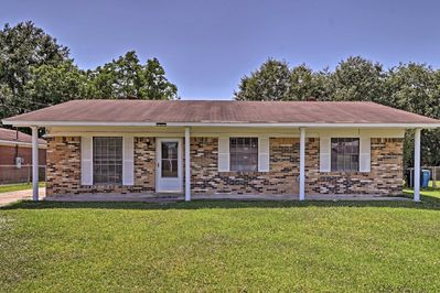 Visit Mississippi and stay at this vacation rental home.