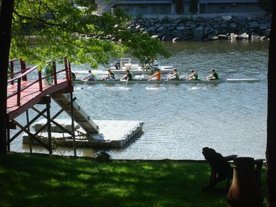 Westport on the Water: Pool, Dock & Boats--Casual Elegance--Walk to Town & Train