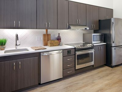 Photo for Modern Luxury Apartments Open 1 BD F