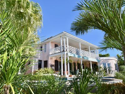 Photo for Luna Sea:  Spacious 6.5 Bedroom 5.5 baths Bayfront with Pool  and Dock