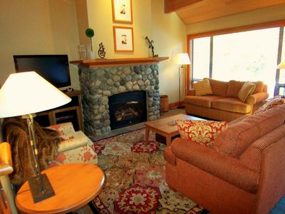 Photo for Whistler Village 3 Bd+ 3bth;  Luxury Townhouse, Mountain Views