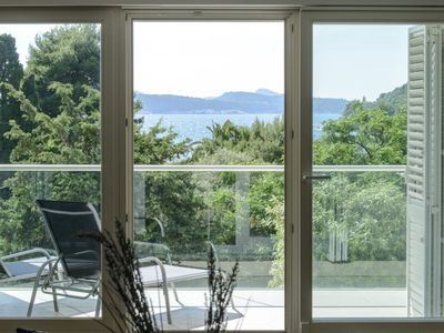Photo for Direct Sea View Deluxe 3 Bedroom, 2 Bathroom Apartment with 2 Balconies! 150sq m