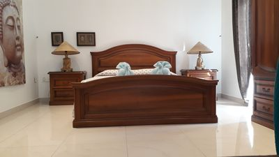 Photo for Spacious Private Bedroom with 3 Beds ideal for 4 Guests with Private Bathroom