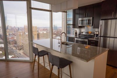 Eat-In Kitchen with Gorgeous Views