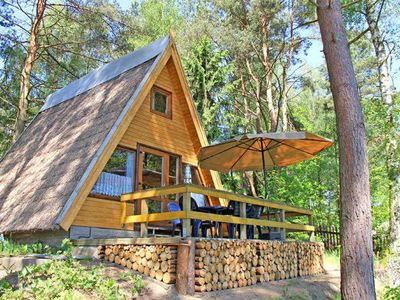 Photo for Holiday homes SEE 7761-3 - Holiday homes directly on the lake Zechlin SEE 7760