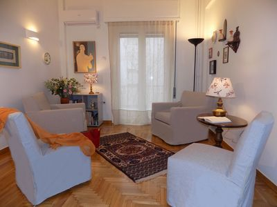Photo for Beautiful 77m2 fully renovated apartment for 4 people