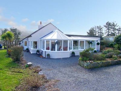 Photo for SEAVIEW, pet friendly, luxury holiday cottage in Moelfre, Ref 13988
