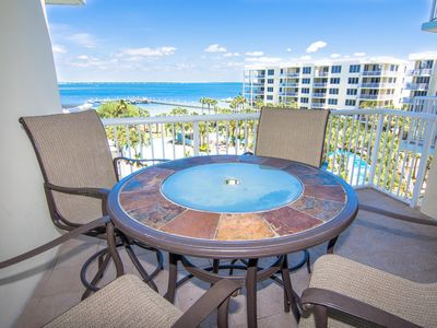 Photo for BEACH PARADISE FOUND! 7 POOLS, LAZY RIVER, 3 HOT TUBS, SUPER FUN! CLICK TO SEA!