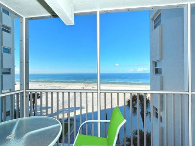 Photo for 2 Bed / 2 Bath - Beautiful Two Bedroom Siesta Key Condo with a View!