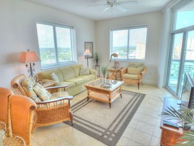 Photo for Crescent Keyes - PH 1 Beautifully furnished condo overlooking the beautiful Atlanitc Ocean!